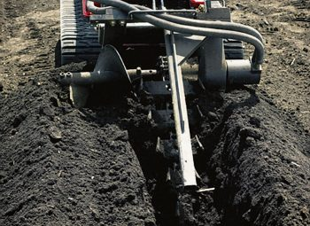 High Torque Trencher