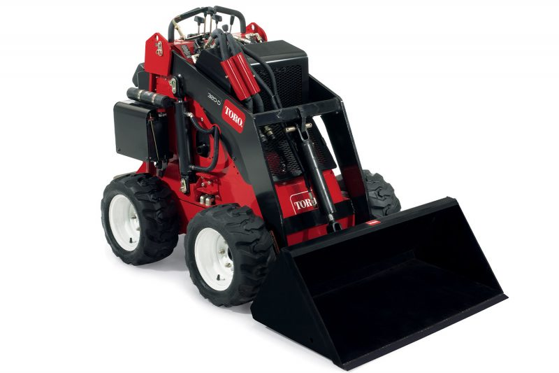 W320-D Series II Compact Utility Loader