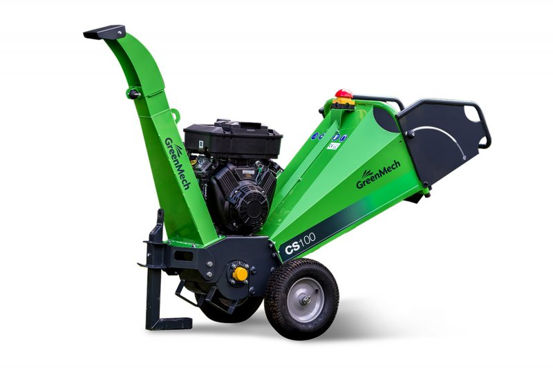 GreenMech CS100 16hp & 18hp Distributed By Toro